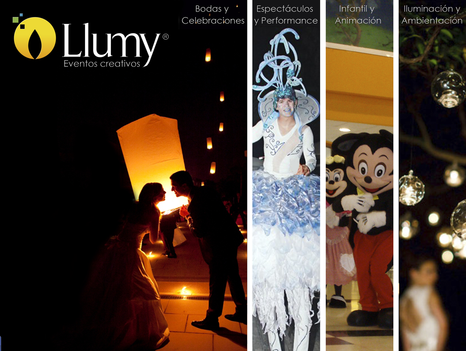 Llumy EVENTOS CREATIVOS